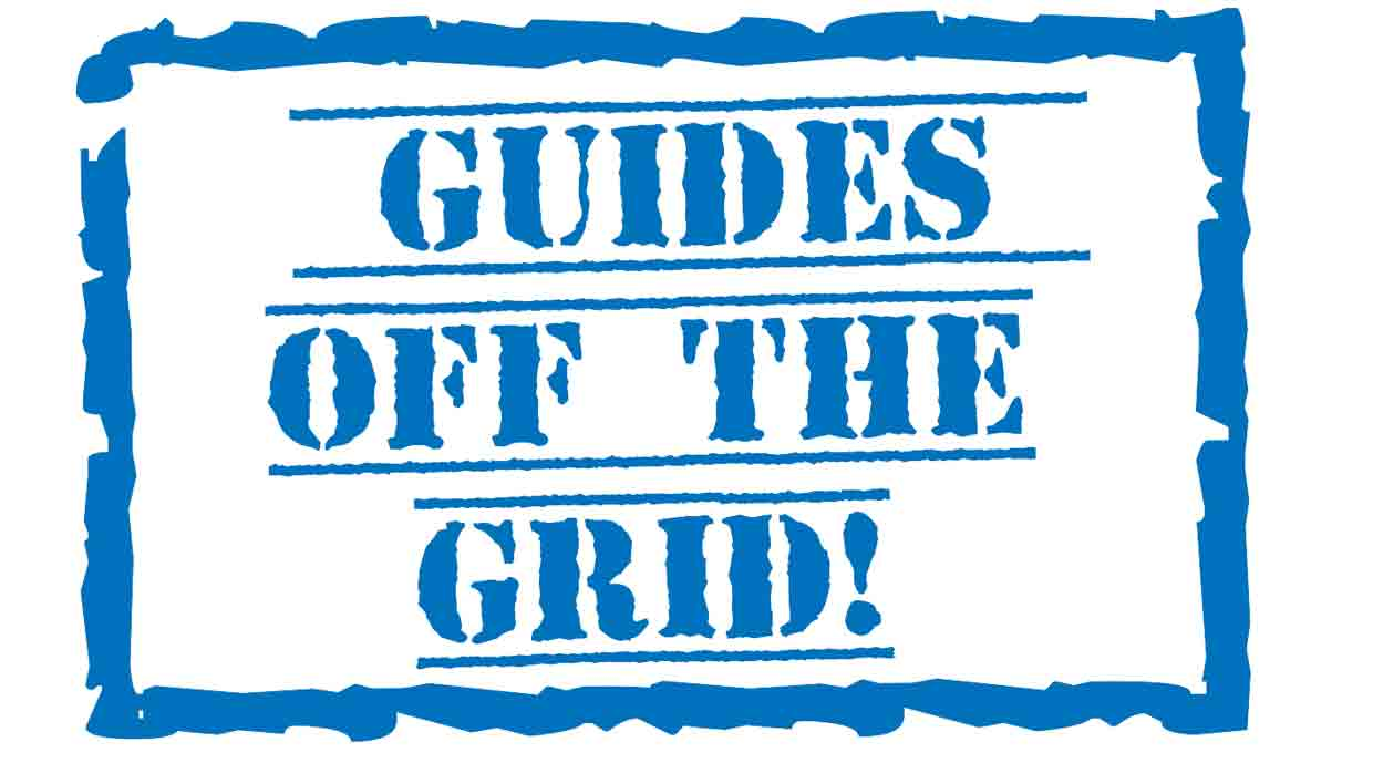 Guides off the Grid