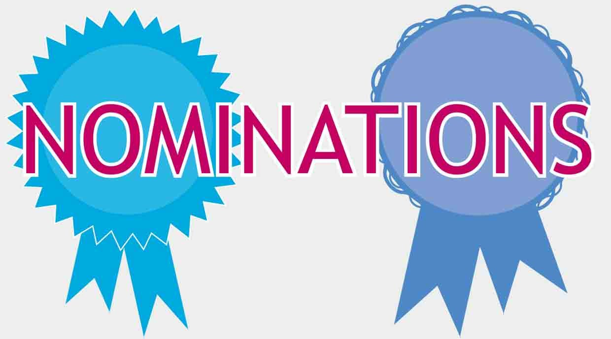 Award Nomination Forms