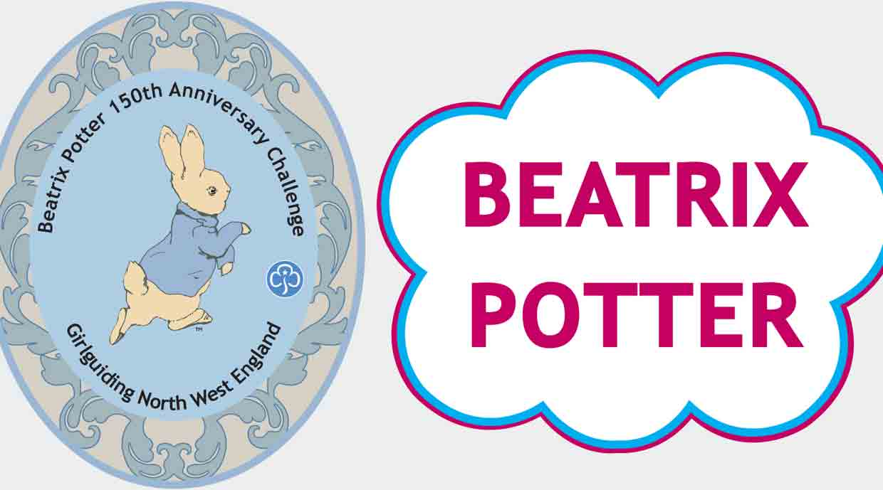 Beatrix Potter 150th Anniversary Challenge
