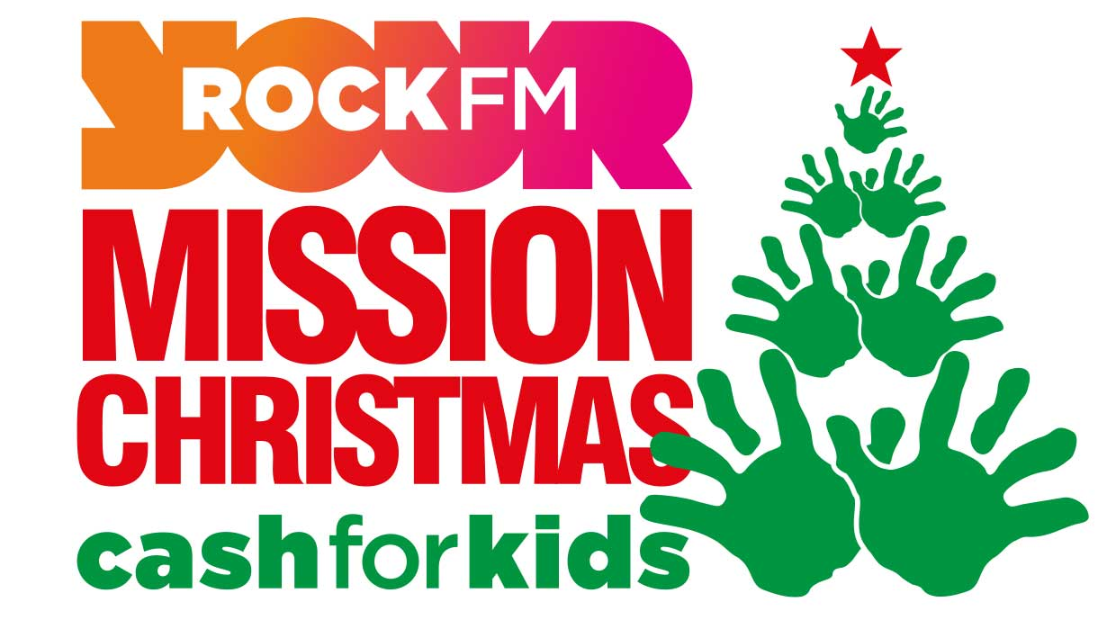 Help us support Rock FM's Mission Christmas Social Action Project
