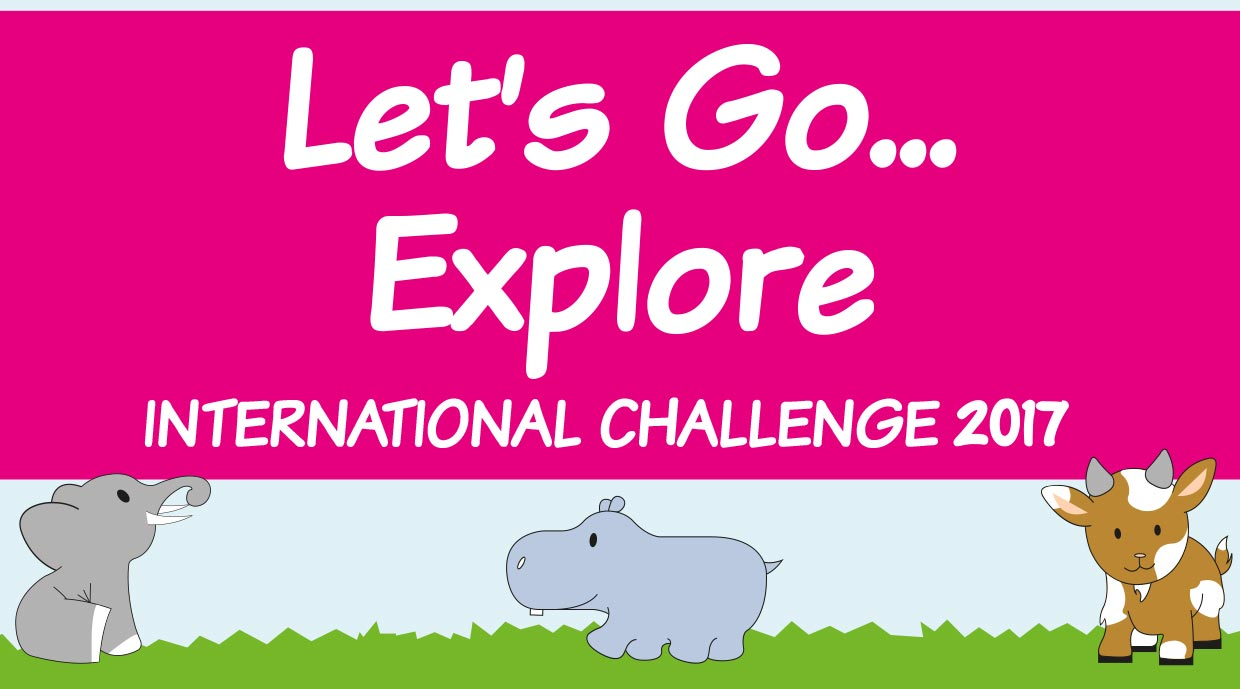 Let's Go...Explore International Challenge