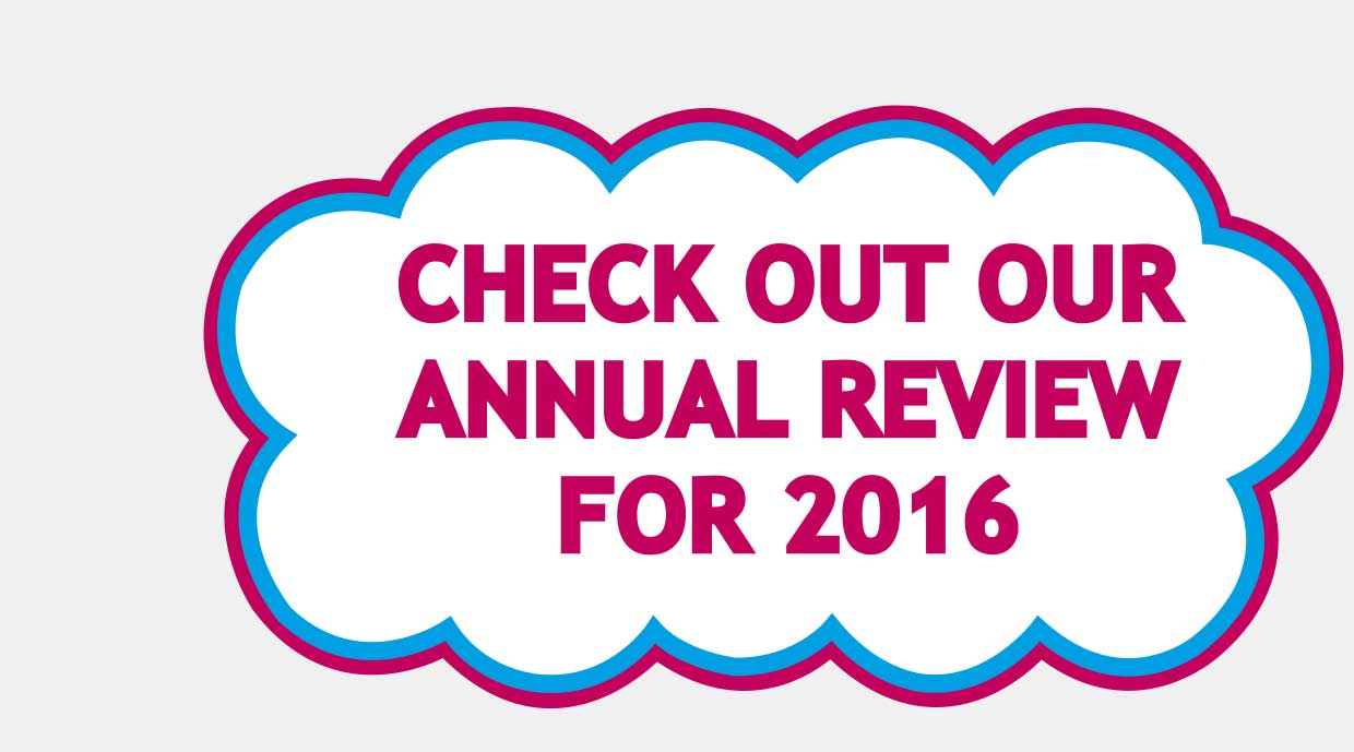 Check out our Annual Review for 2016