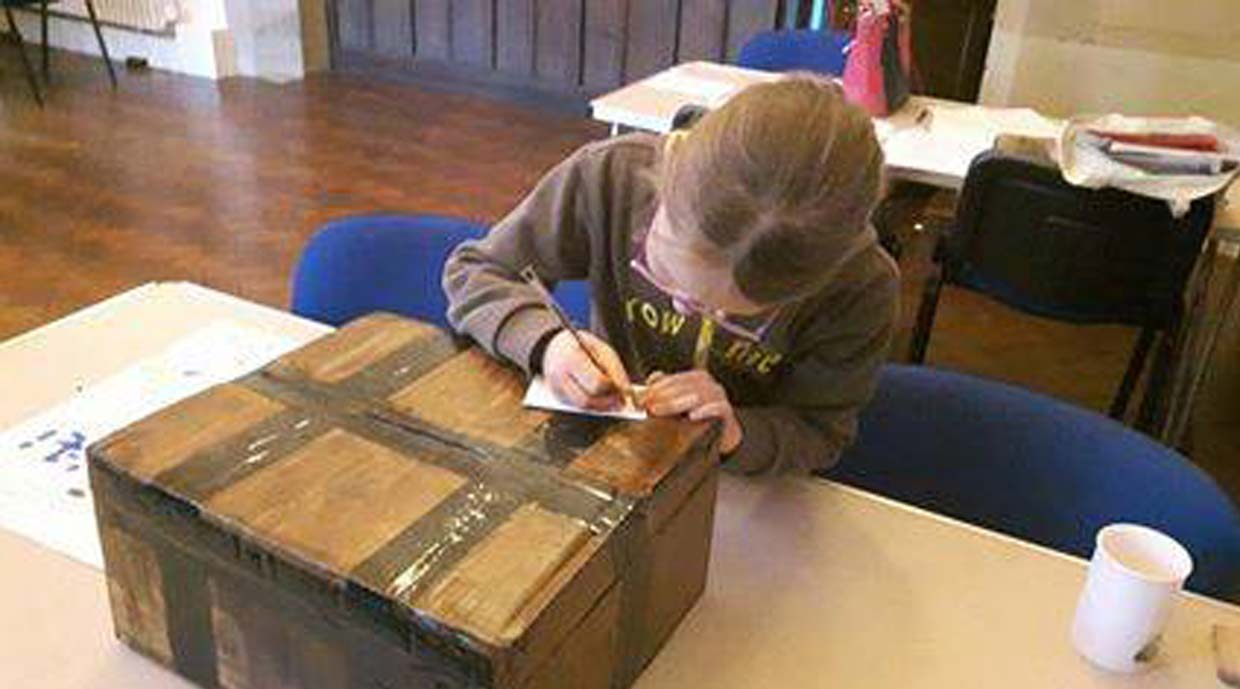 Election time for Cumbrian Brownies