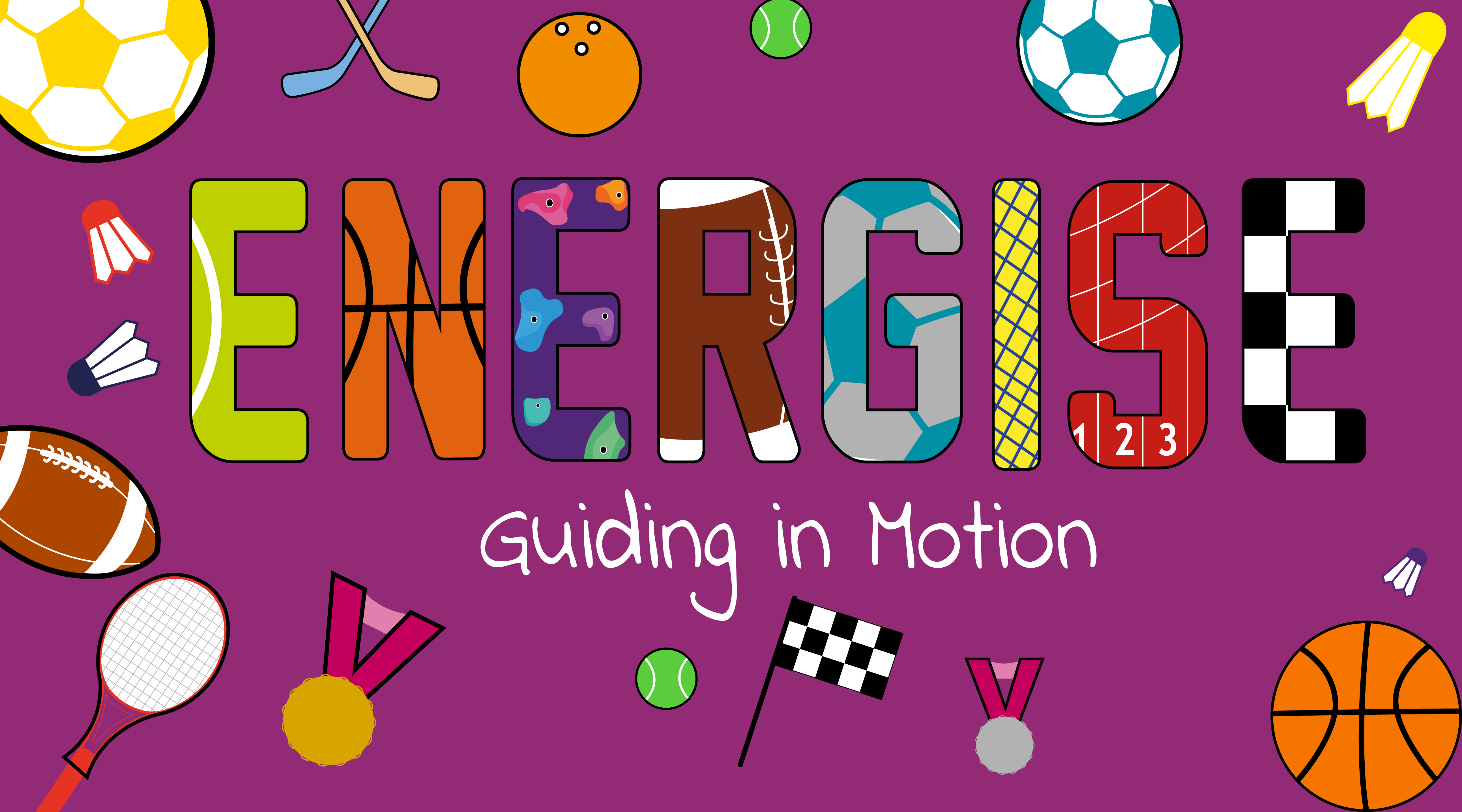 Volunteer at our Energise event!