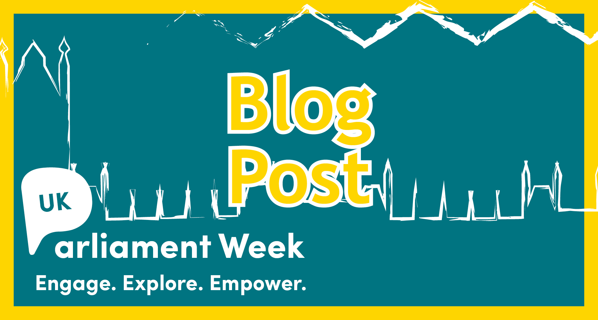 BLOG: UK Parliament Week Resource