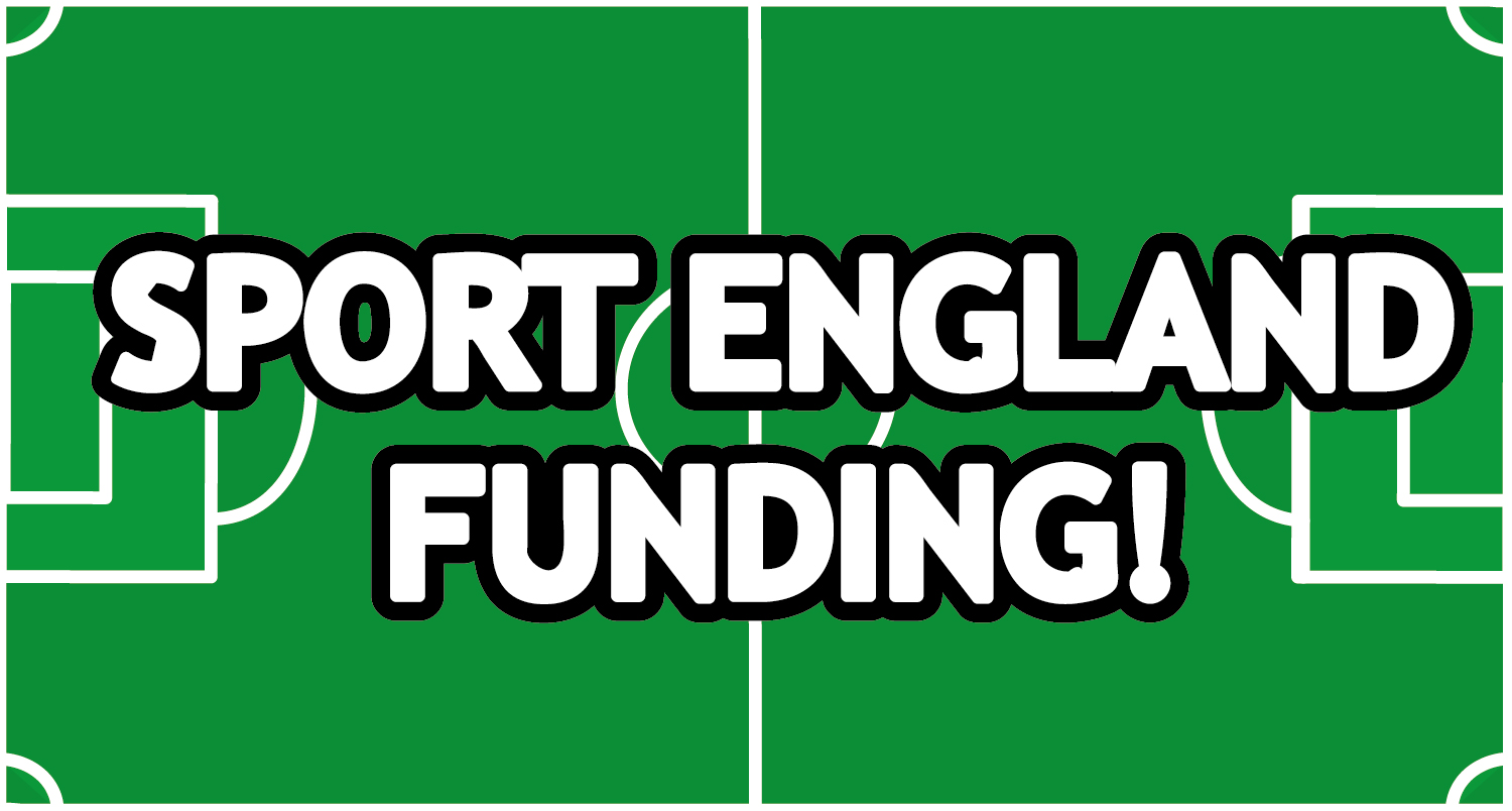 We've received funding for our sports social action project!