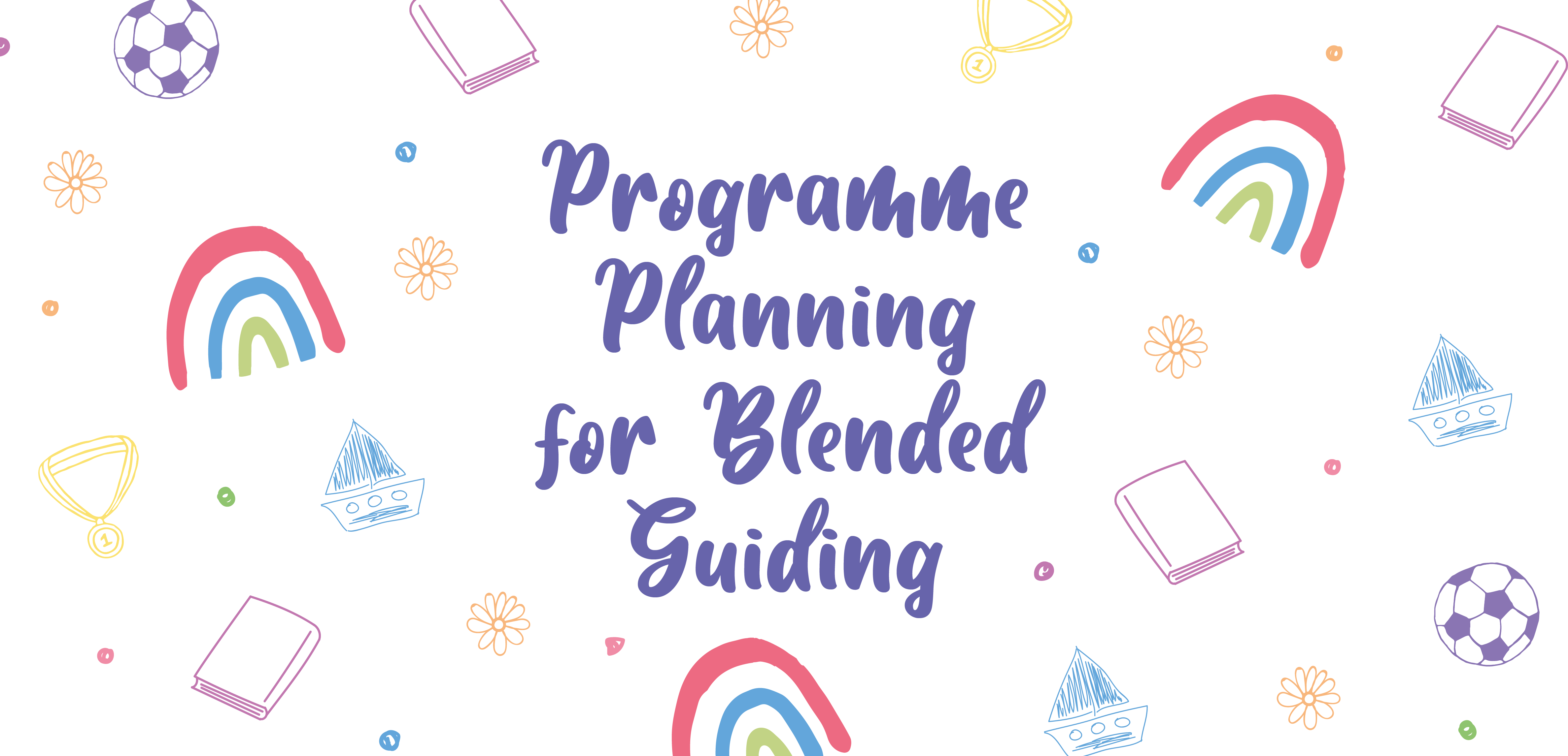 Programme Planning for Blended Guiding